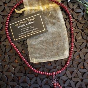 Jewelry - BOHO TANZANITE NECKLACE